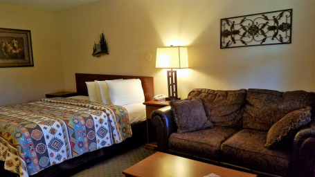High Country Lodge and Cabins, Colorado, Hotel near Wolf Creek 10