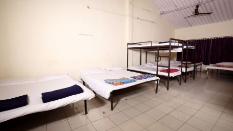 Dormitory Interior - Sajan