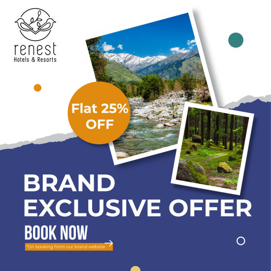 Flat 25 off on hotel bookings