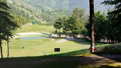The Naldehra Golf Club Marigold Sarovar Portico Shimla, budget hotels in Shimla