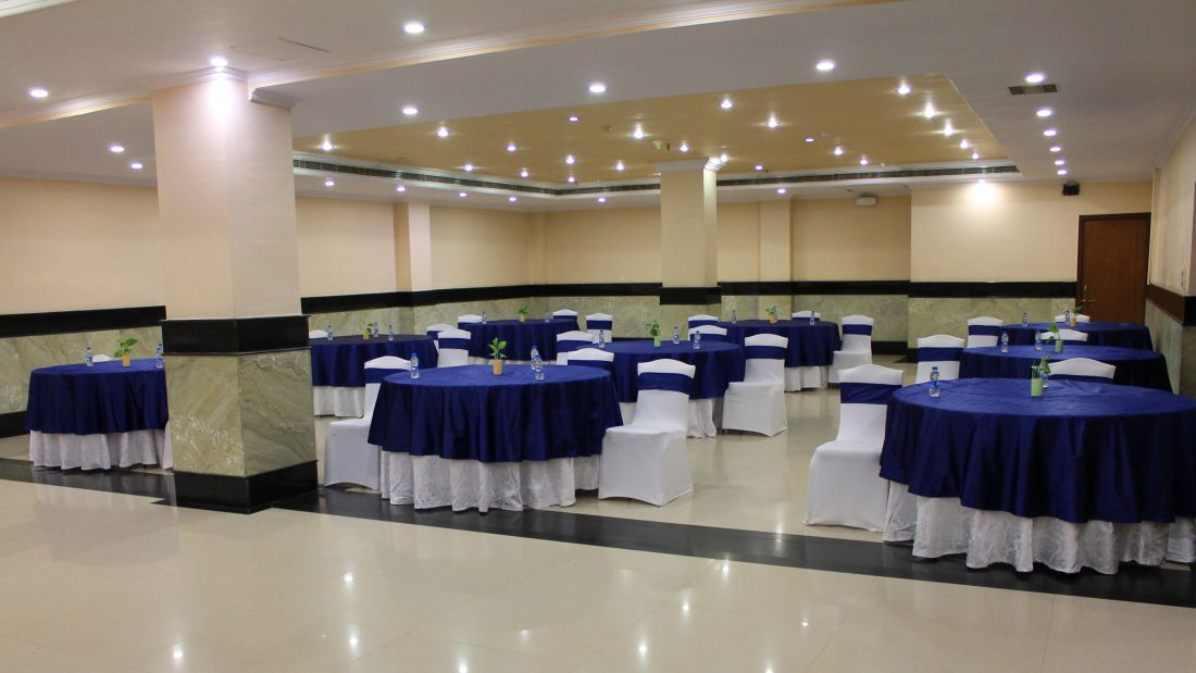 Monsoon Hall 1 The Piccadily Lucknow