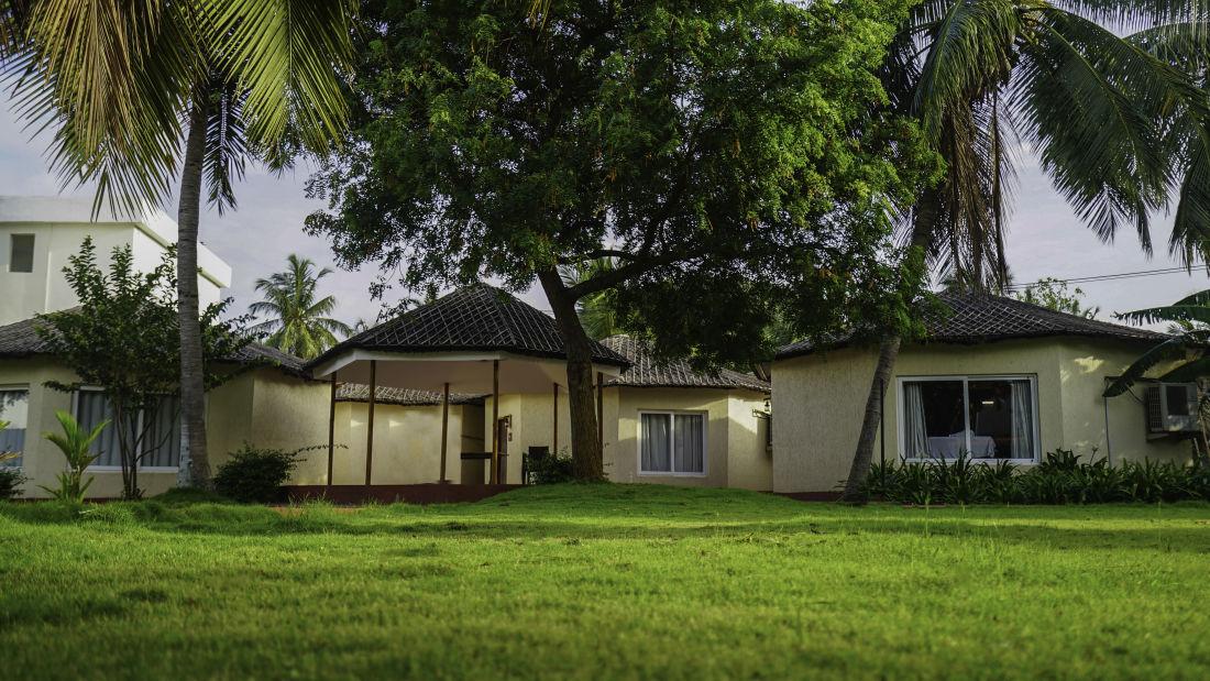 Cottages Sai Priya Beach Resort Vizag