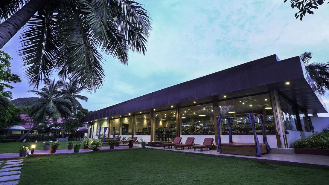 Sai Priya Beach Resort Vizag 4