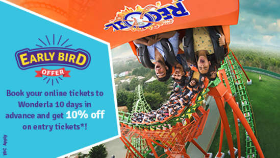 Offer banner wonderla or5sgd