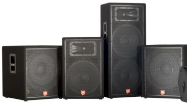 BOSE JBL SOUND SYSTEM WITH 6 SPEAKERS MIXER   CONTROLLER at The Royal Hospitality Gurgaon