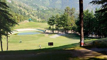 Naldehra Golf Course at Summit Thistle Villas Luxury Spa Resort Mashobra 1