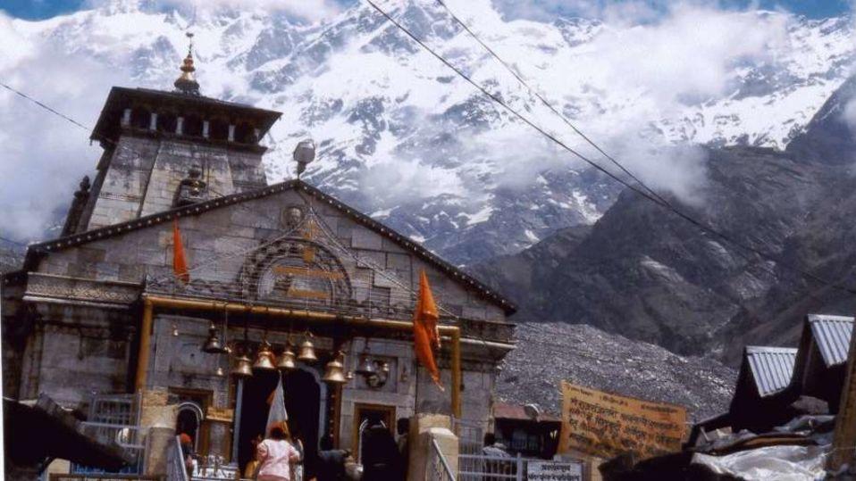 Kedarnath Temple The Chardham Camps Uttarkashi