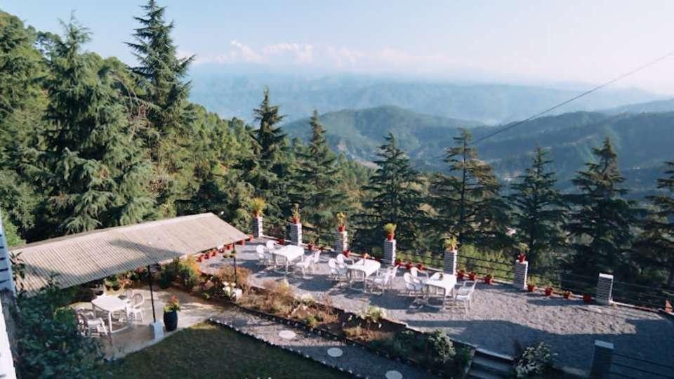 Sun n Snow Inn Hotel Kausani Kausani Expansive Garden Sun n Snow 223232