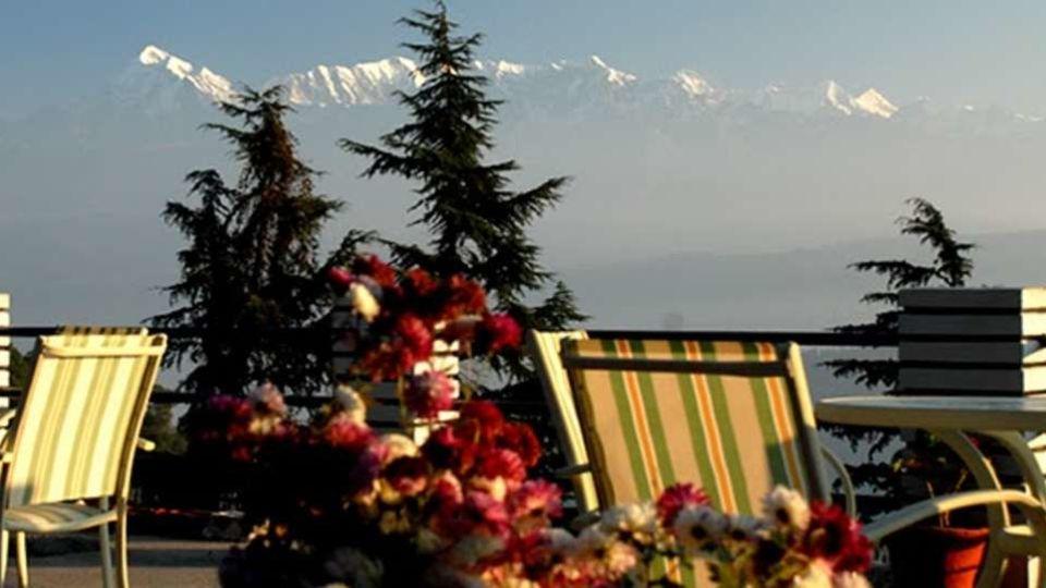 Sun n Snow Inn Hotel Kausani Kausani Exterior View Sun n Snowhotels in kausani, Uttarakhand hotels, kausani hotels 232323