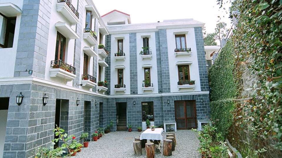 Sun n Snow Inn Hotel Kausani Kausani Facade Sun n Snow Inn Hotel Kausani Resorts in Uttarakhand 2