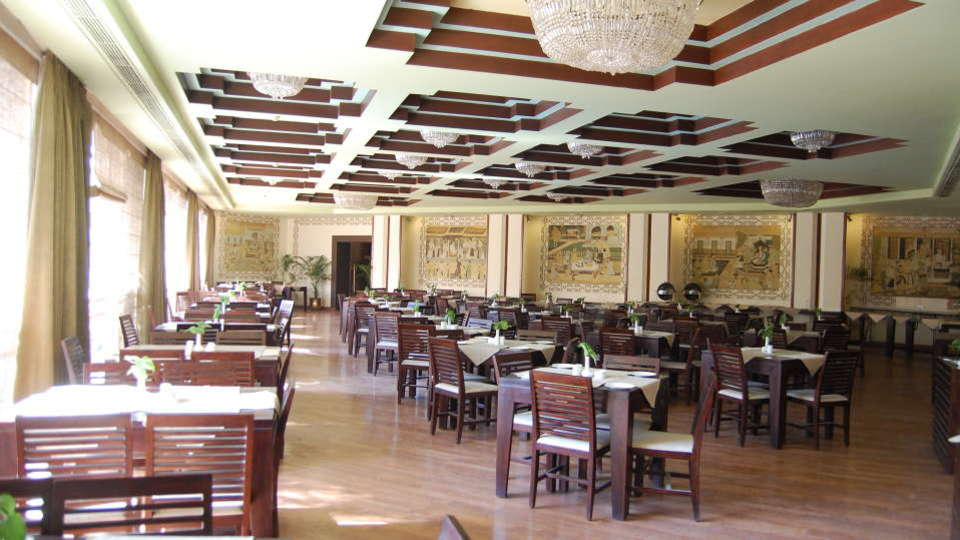 Durbar - North Indian and Continental Restaurant in Clarks Amer Jaipur  admer