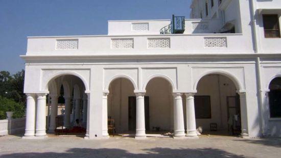 The Baradari Palace - 19th C, Patiala Patiala Revitalization The Baradari Palace Patiala 4