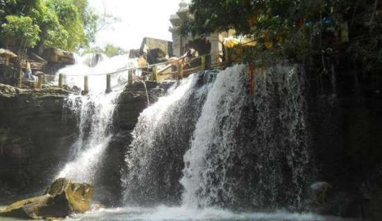Ghatarani Waterfalls Singhania Sarovar Portico Raipur