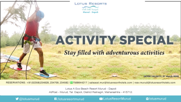 Activity Special Package Website
