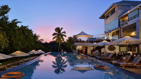 Resort in Trivandrum  Turtle on the Beach  Facilities