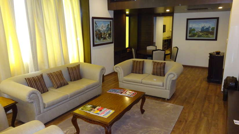 Suite in Lucknow, Clarks Clarks Avadh 5 Star Hotel in Lucknow, hotel near gomti river in Lucknow 232
