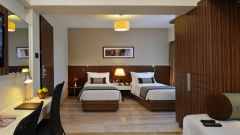 Superior Room at Residency Sarovar Portico Mumbai 1