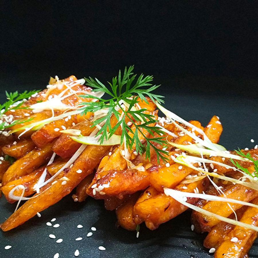 alt-text Sohra-Honey-Chilli-Potato
