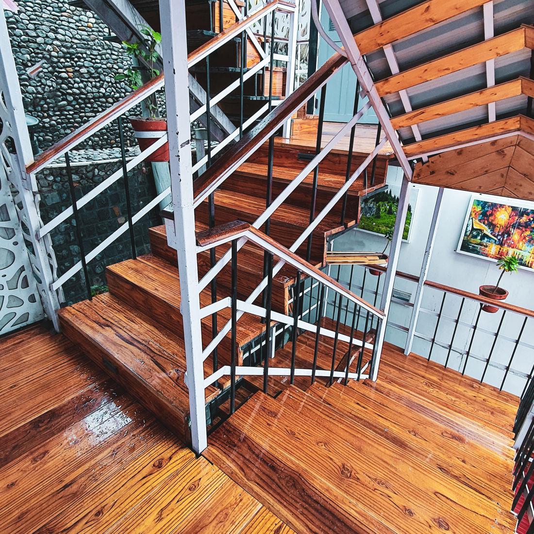 Tattva Stairs
