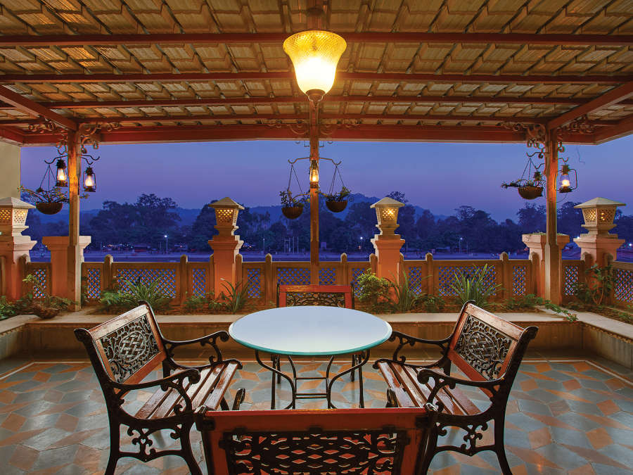 alt-text The Haveli Hari Ganga Hotel, Haridwar Haridwar  MG 4712