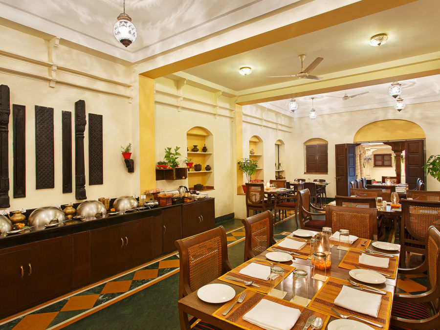 alt-text The Haveli Hari Ganga Hotel, Haridwar Haridwar  MG 4466
