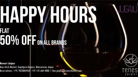Bar discounts in Jaipur