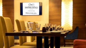 Restaurant 1 Golden Sarovar Portico Amritsar
