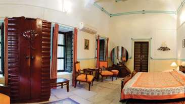 The Piramal Haveli - 20th C, Shekhavati Shekhavati Gold The Piramal Haveli Hotel in Shekhavati Rajasthan