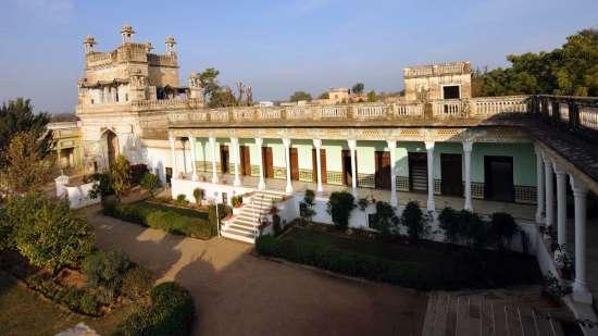 The Piramal Haveli - 20th C, Shekhavati Shekhavati Exterior The Piramal Haveli Shekhavati Rajasthan 5