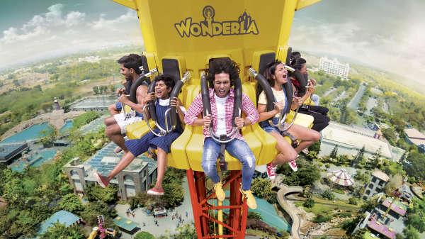 Wonderla Park Bangalore| Amusement Parks and Family Fun in