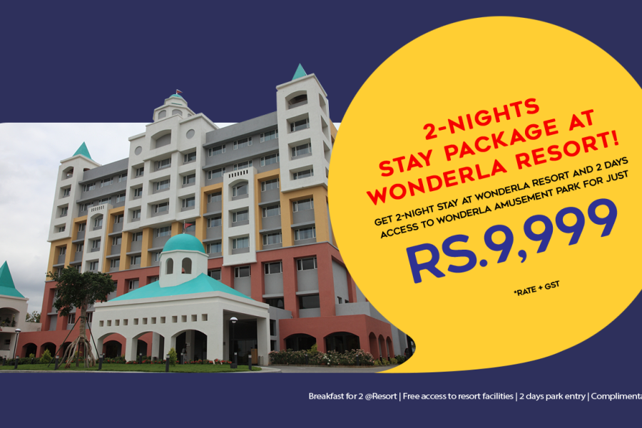 alt-text WEBSITE-BANNER RESORT Wonderla Resort Bangalore