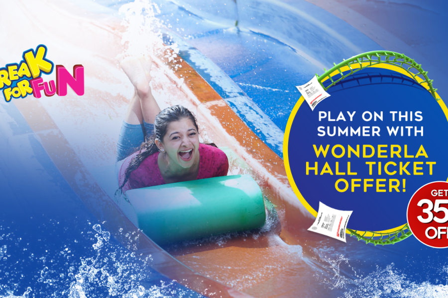 alt-text Wonderla Hall Ticket Offer