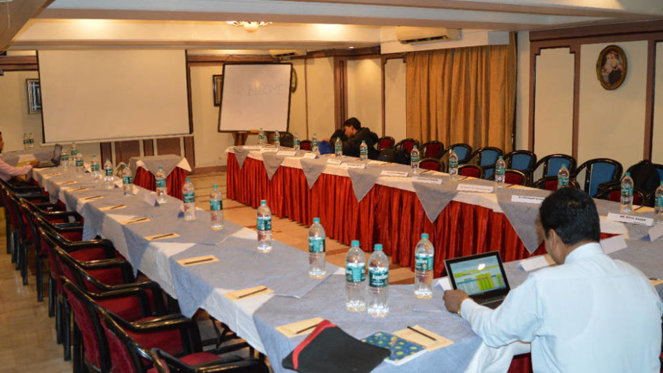 Banquet Hotel Kohinoor Executive Deccan Gymkhana Pune 2