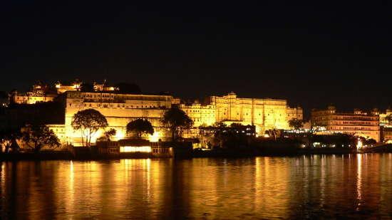 Udaipur Palace near Le Roi Hotel Udaipur near Udaipur Railway Station