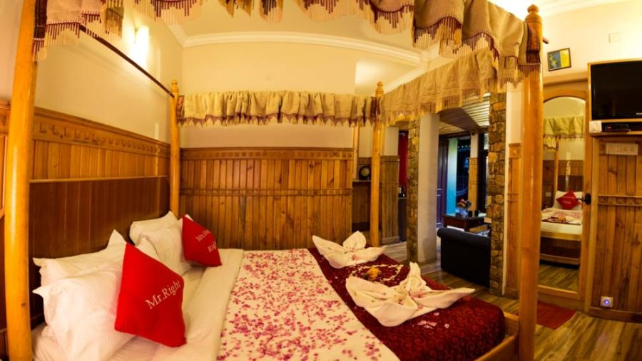 Honeymoon Suites Pine Borough Inn Kodaikanal Resort dkdebg