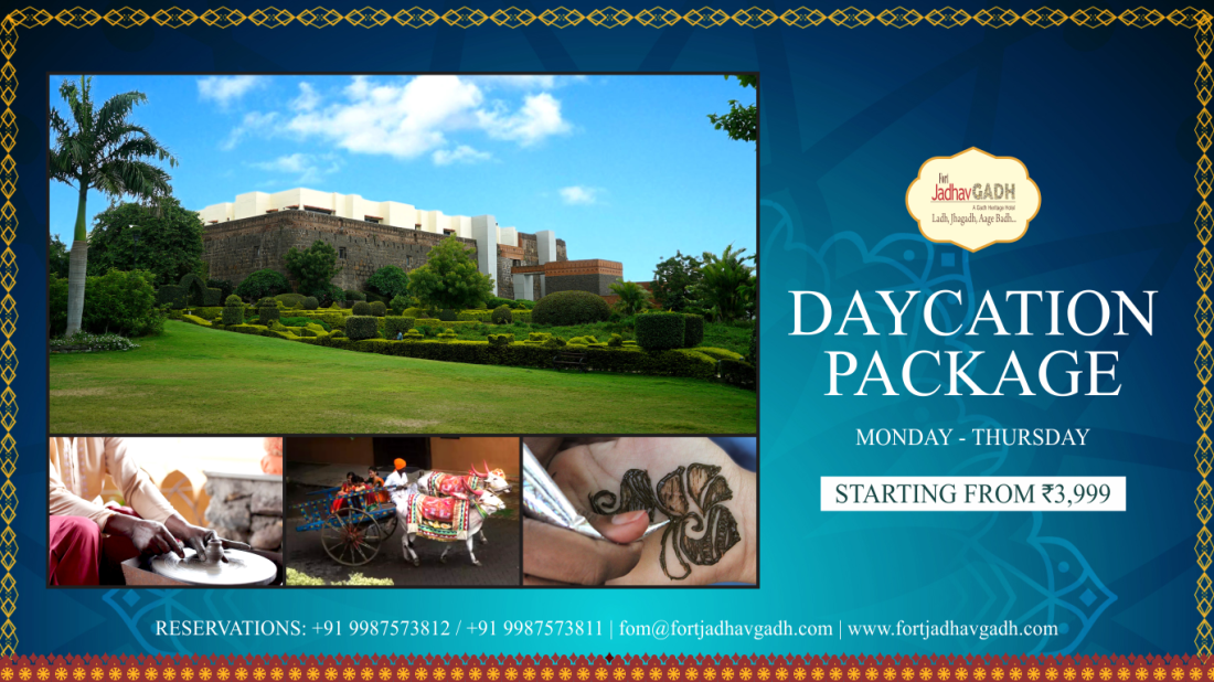Fort - Daycation Packages Website