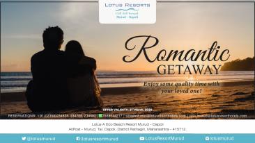 Romantic Getaway Package Website