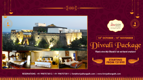 Fort - Diwali Packages Website