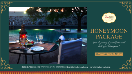 Fort - Honeymoon Packages Website