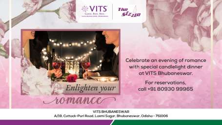 KHIL candle light dinner vits Bhubaneswar website 1388x768