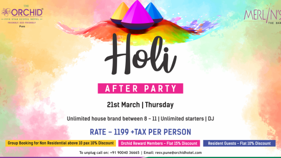 After Holi Party 1388x768px