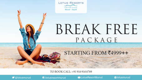 Lotus Murud - Break Free Website 2