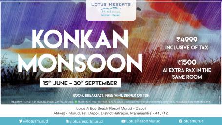 RoomPackage KonkanMonsoon Website
