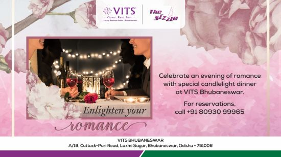 KHIL candle light dinner vits Bhubaneswar website 1388x768