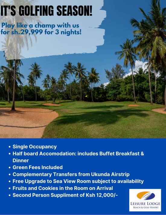 Golf Package Creative- Updated