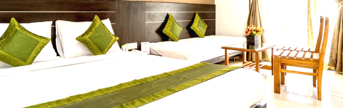 Privilage Tripple Rooms at Pushpak Resort, Shirdi