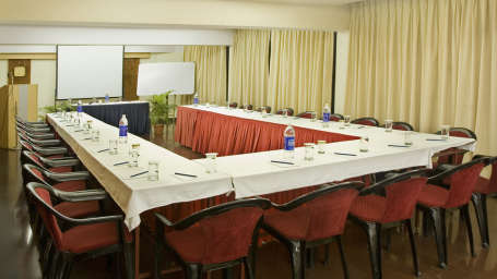 Lotus Riverside Resort Silvassa Silvassa Conference Hall at Lotus Silvassa Resort in Silvassa
