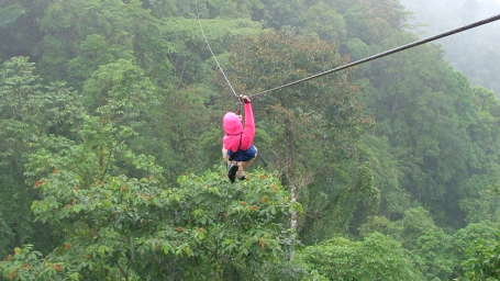 Kadkani Riverside Resorts, Coorg Coorg Zip-line
