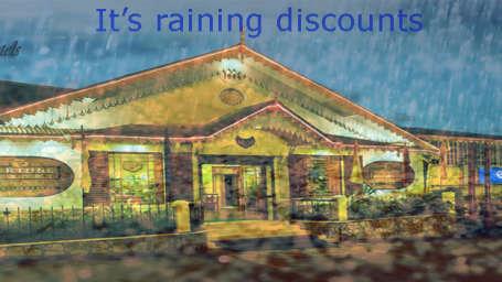 Central Heritage, Darjeeling Darjeeling monsoon package the central hotels