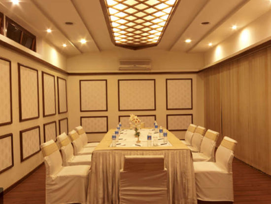 Den Board Room in Shillong, Hotel Polo Towers, Shillong